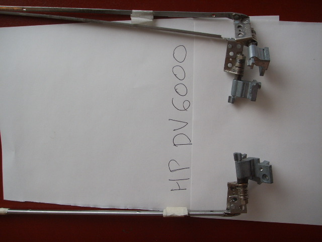 HP DV6000 LCD monitor HINGES Pavilion