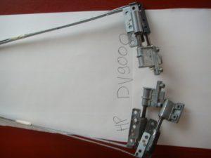 dv9000 hinges lcd led