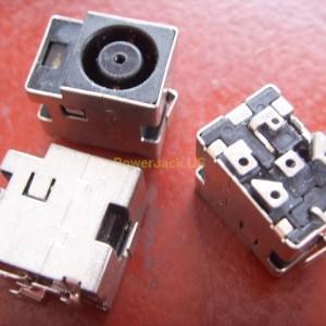 hp laptop power port cq60