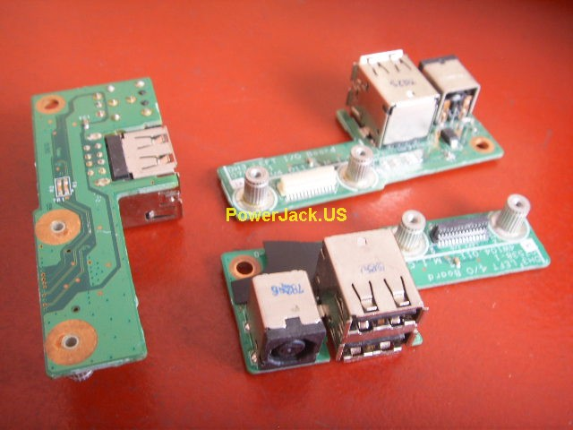 m1530 power board jack port motherboard