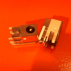 laptop port jack socket input connector