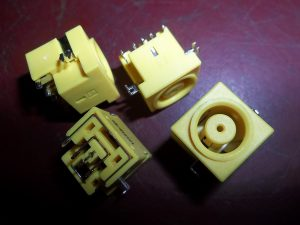 Thinkpad EDGE E425 E520  power jack socket input port connector