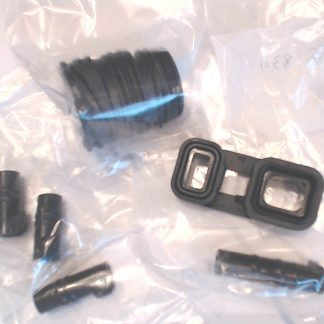 OEM ZF 6HP26 6HP28 Valve Body Sleeve Connector Seal kit 6pcs BMW